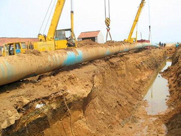 饮用水管道工程